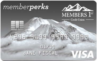 Visa Memberperks Rewards Credit Card