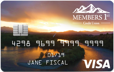 Visa FIRST Credit Card