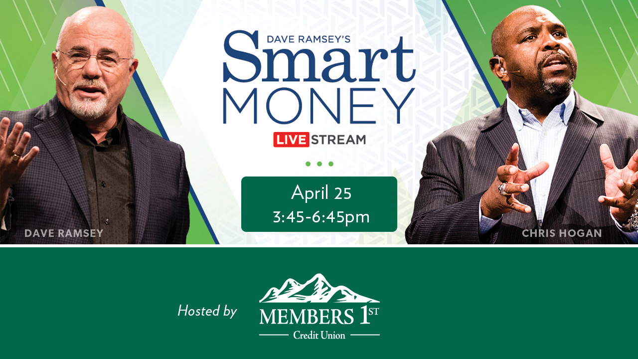 Dave Ramsey: Smart Money Live Stream