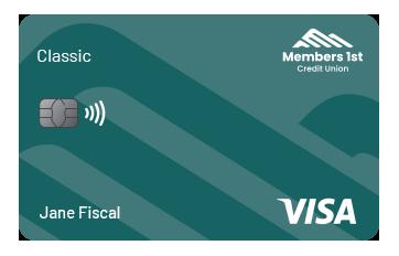 Visa Share Secured Credit Card