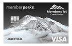 Visa Memberperks Credit Card