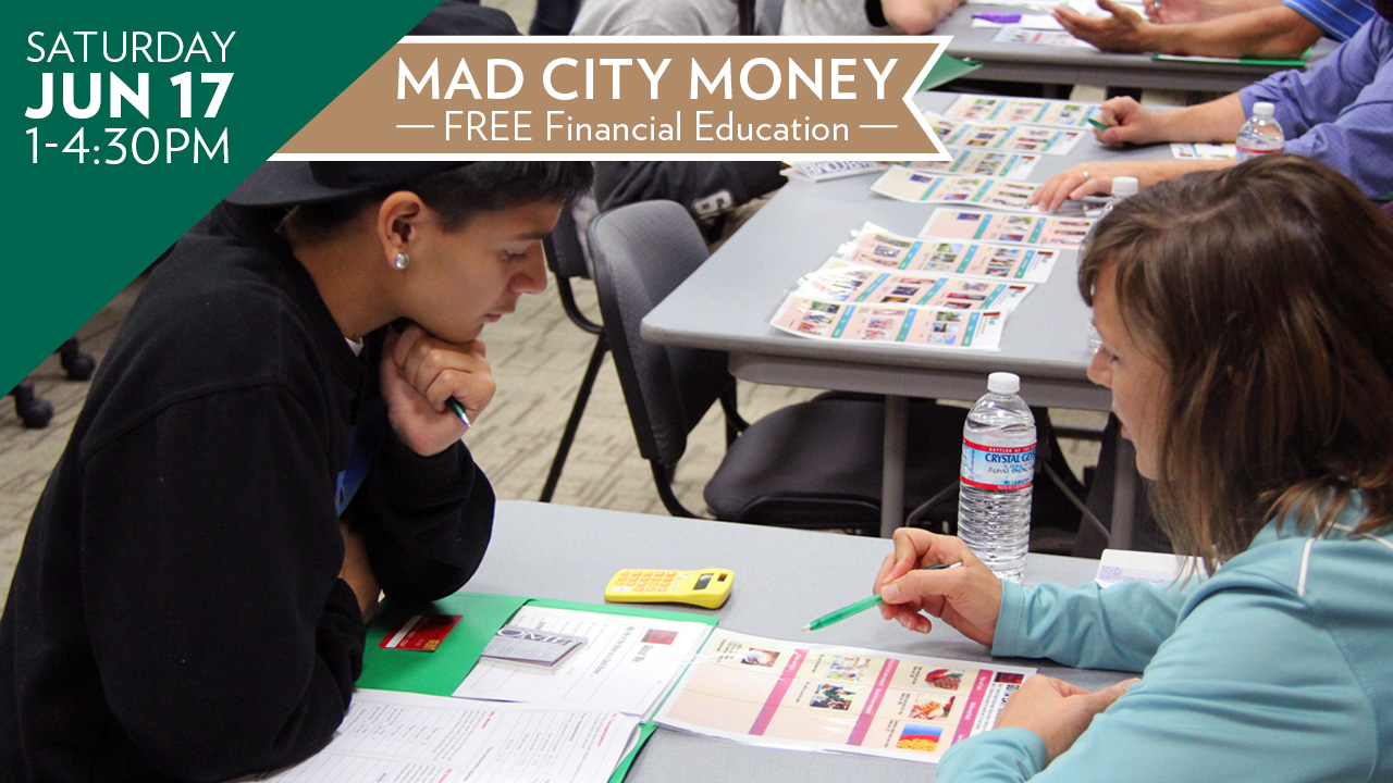 FREE Financial Training for Teens and Young Adults