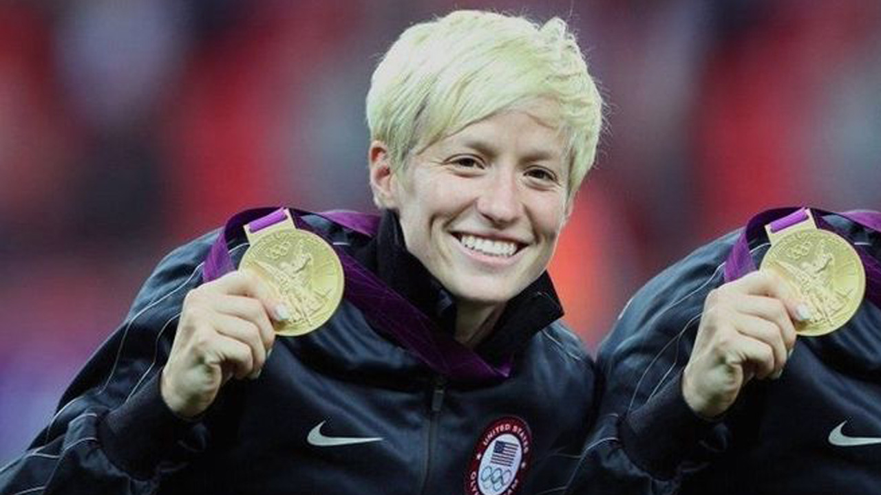 Megan Rapinoe launches $100,000 fundraiser for Carr Fire recovery
