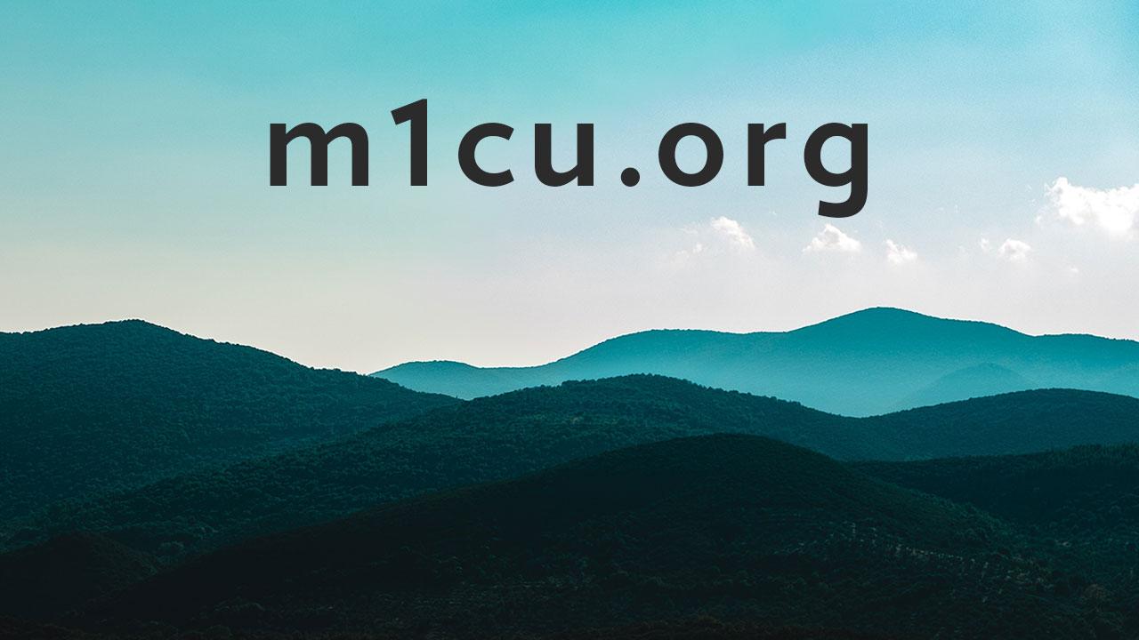 New Members 1st URL m1cu.org