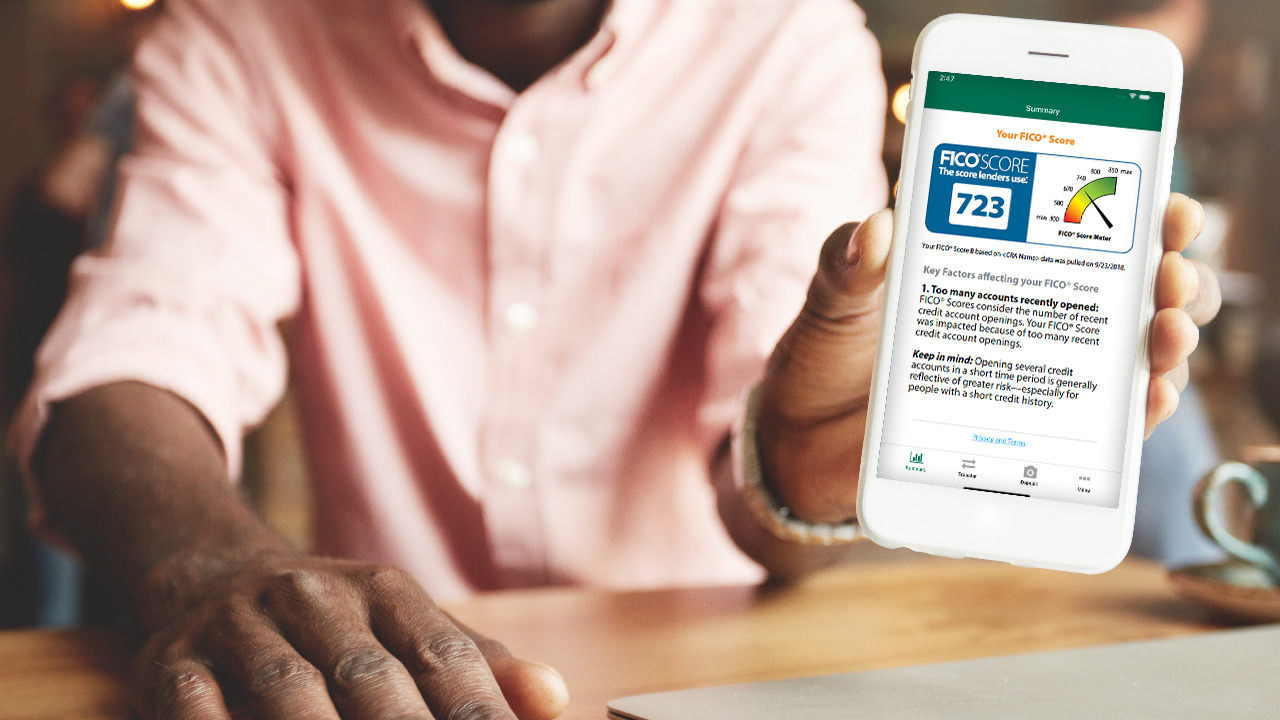 FICO® Scores Now Accessible at Members 1st
