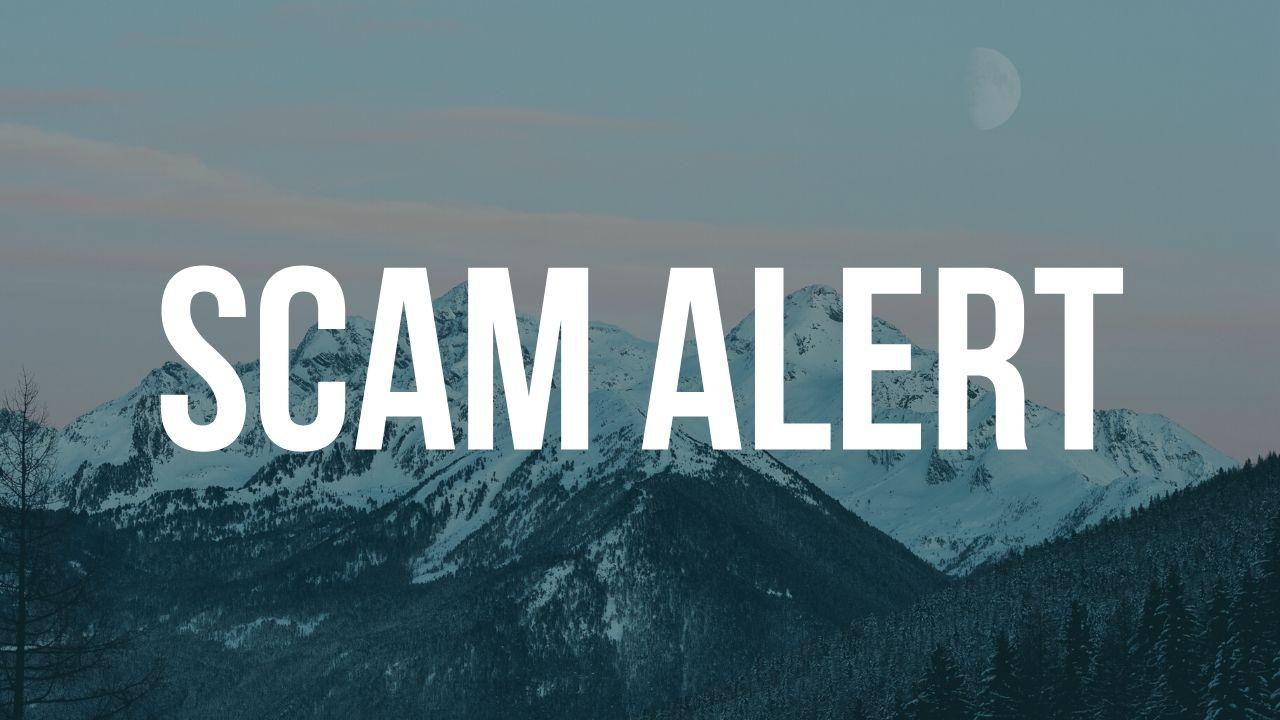 Phishing Call Scam Alert