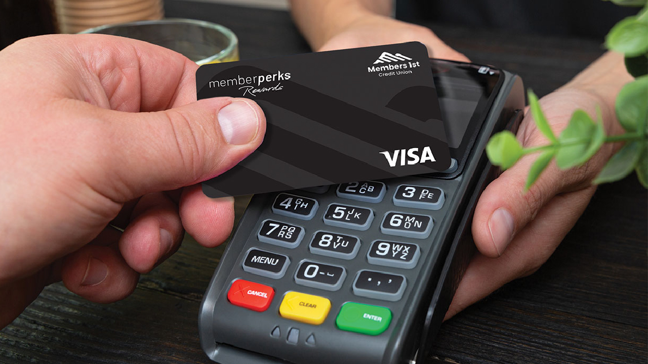 New Contactless Cards!