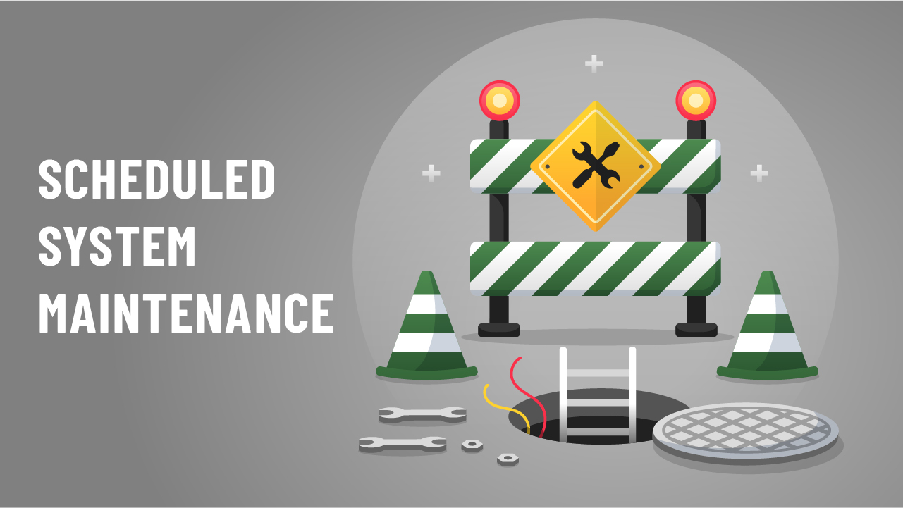 System Maintenance December 12–13